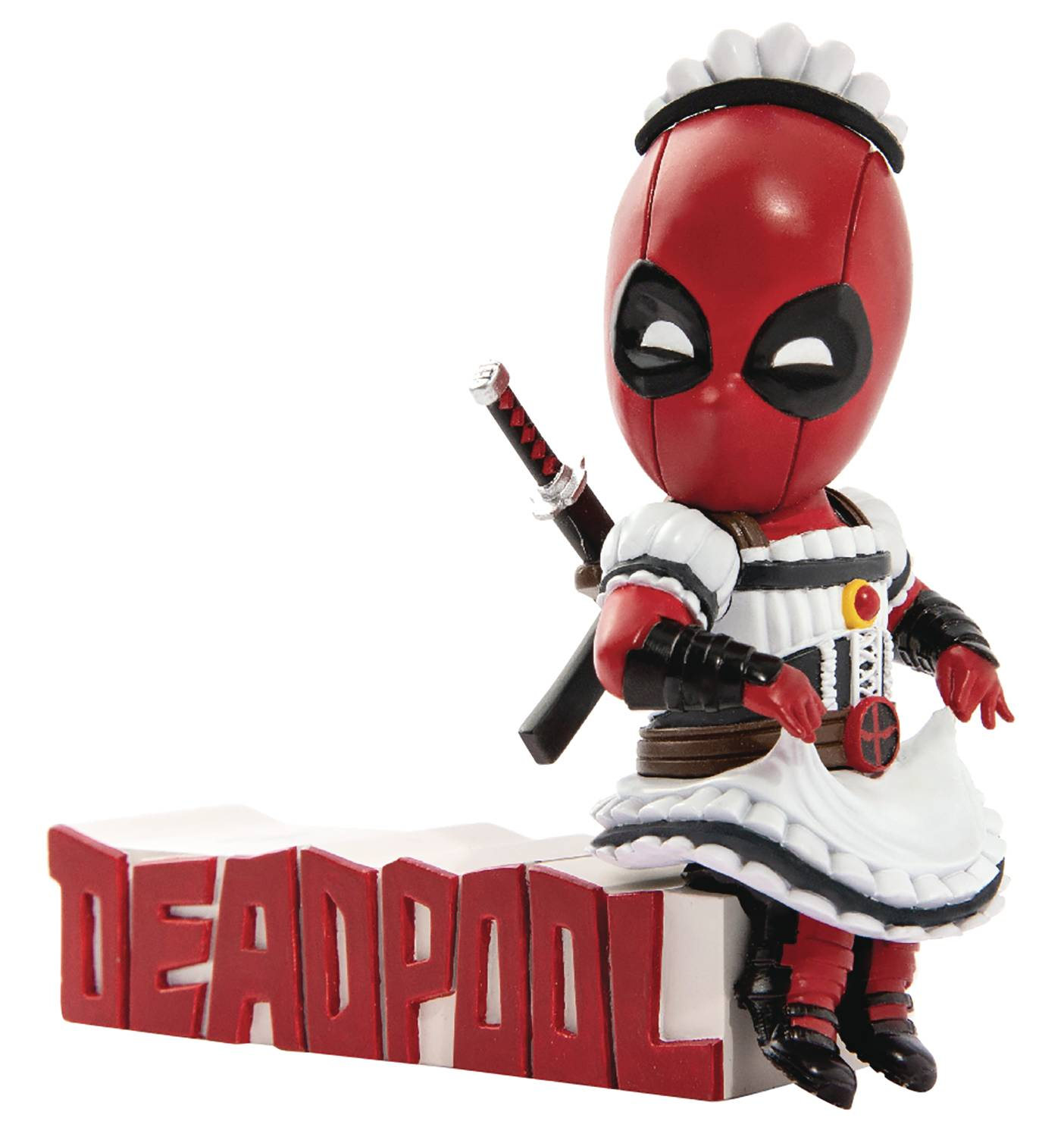 Beast Kingdom Egg Attack Deadpool Servant Figure