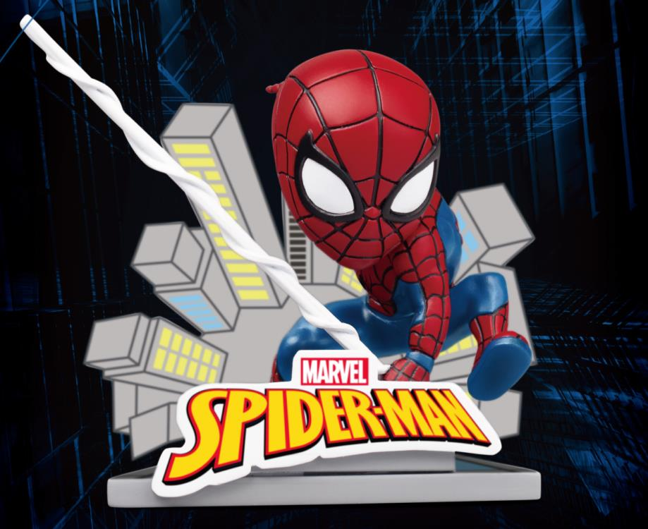 Beast Kingdom Spider-Man Egg Attack Mini-Figure