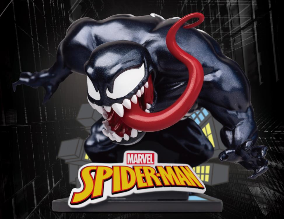 Beast Kingdom Spider-Man Venom Egg Attack Mini-Figure