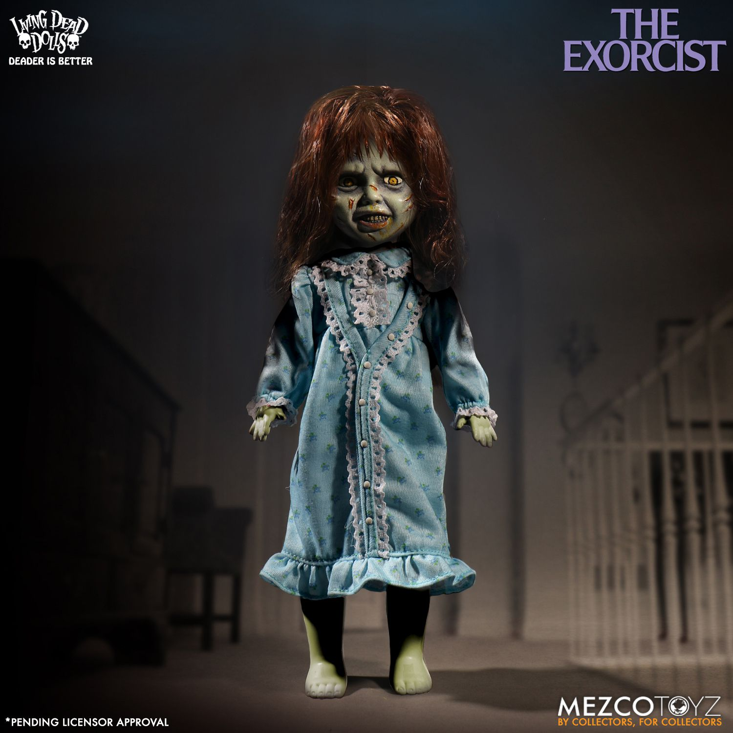 Fashion, Character, Play Dolls Aggressive Living Dead Dolls Annabelle