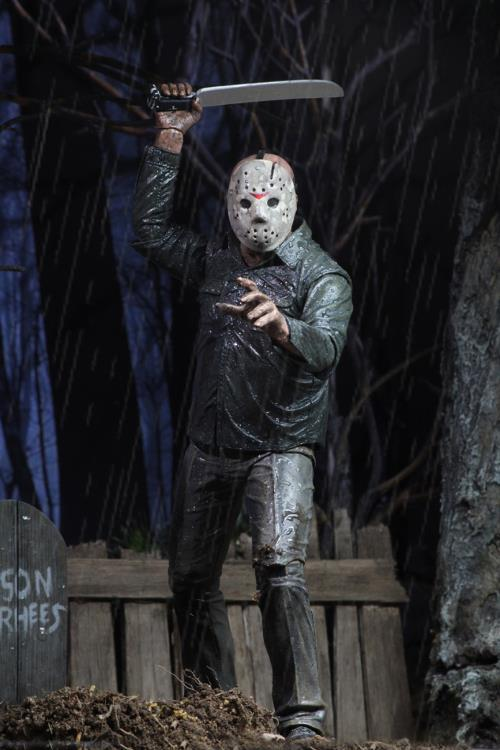 NECA Friday the 13th Pt. 5 Ultimate Jason Voorhees Figure