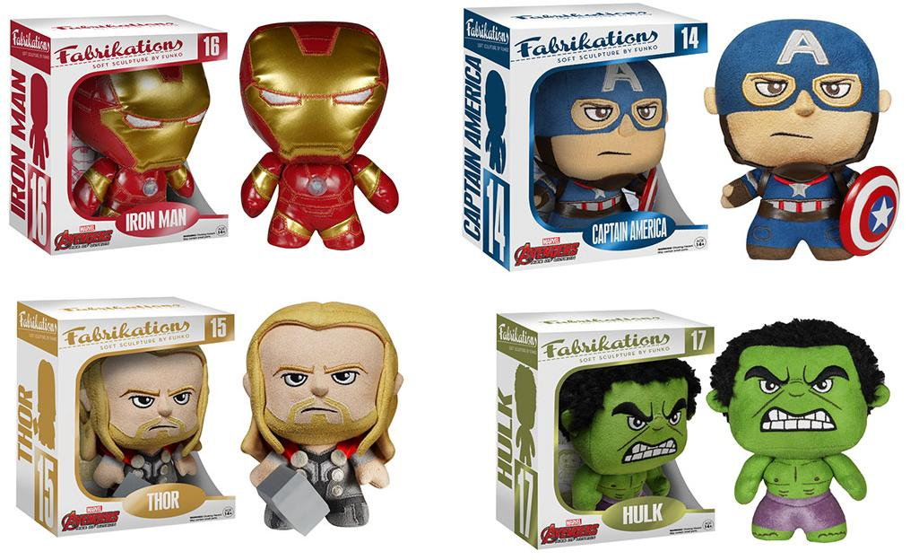 Funko Fabrikations Marvel Avengers Age of Ultron