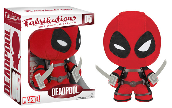 Funko Fabrikations Marvel Deadpool