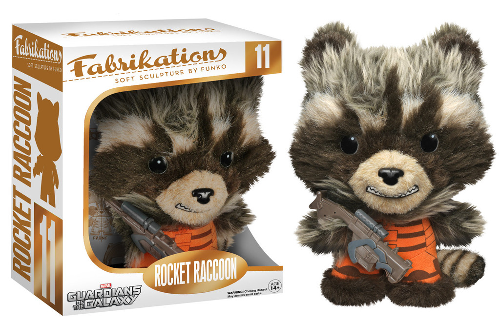 Funko Fabrikations Marvel Rocket Raccoon