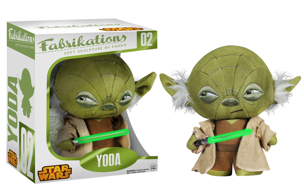 Funko Fabrikations Star Wars Yoda