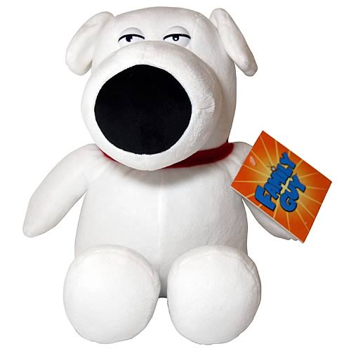 Commonwealth Family Guy Brian Talking Jumbo Plush