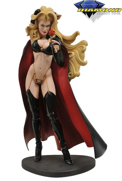 Diamond Select Femme Fatales Lady Death Alive Statue