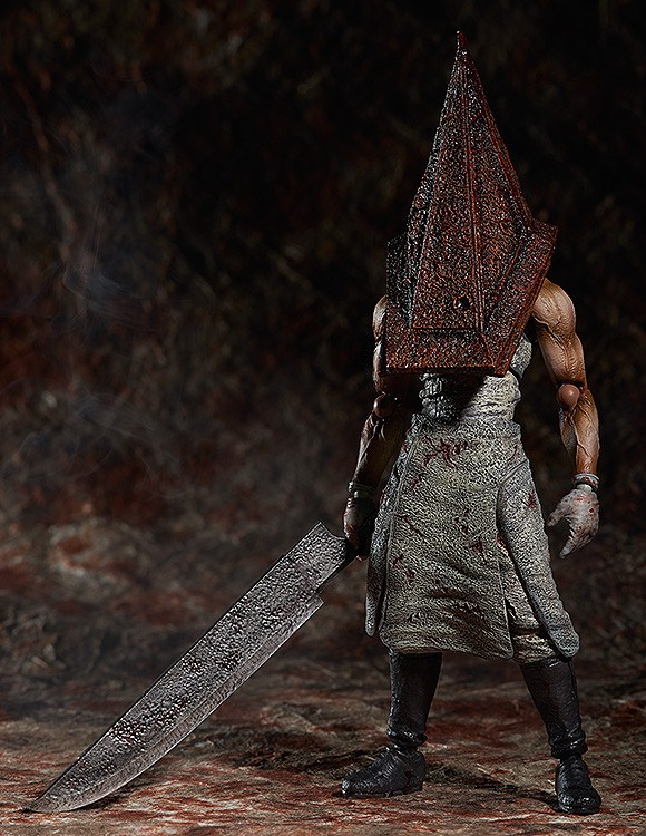Freeing Silent Hill 2 Red Pyramid Thing Figma Figure