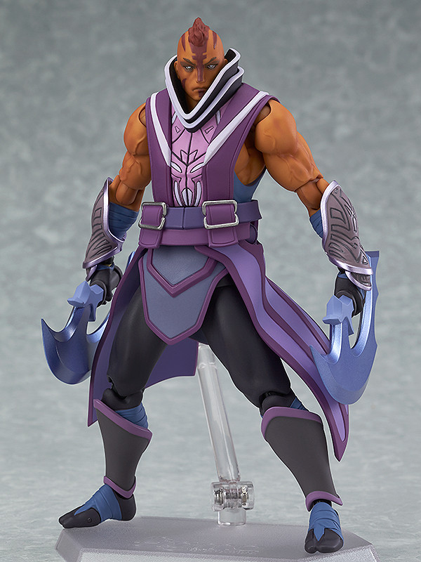 Pre-Order Good Smile DOTA 2 Anti-Mage Figma Figure