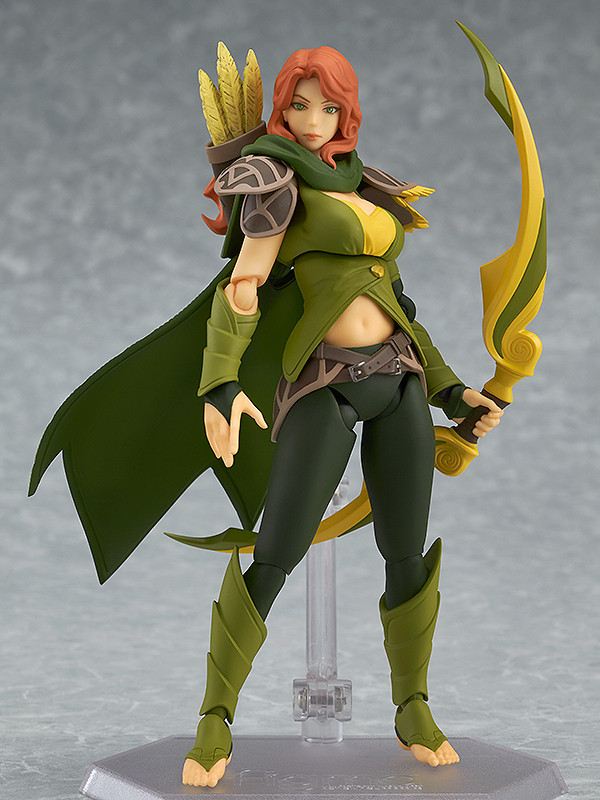 Pre-Order Good Smile DOTA 2 Windranger Figma Figure