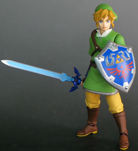 Max Factory Legend of Zelda Link Figma Figure