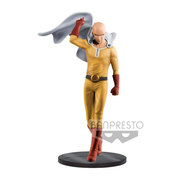 Banpresto Saitama One-Punch Man Premium DXF