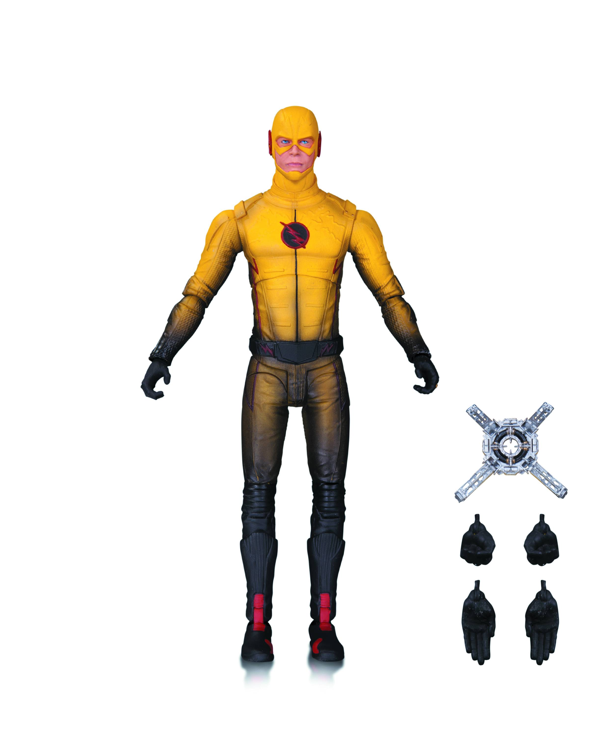 DC Comics Flash TV Series Reverse Flash Figure