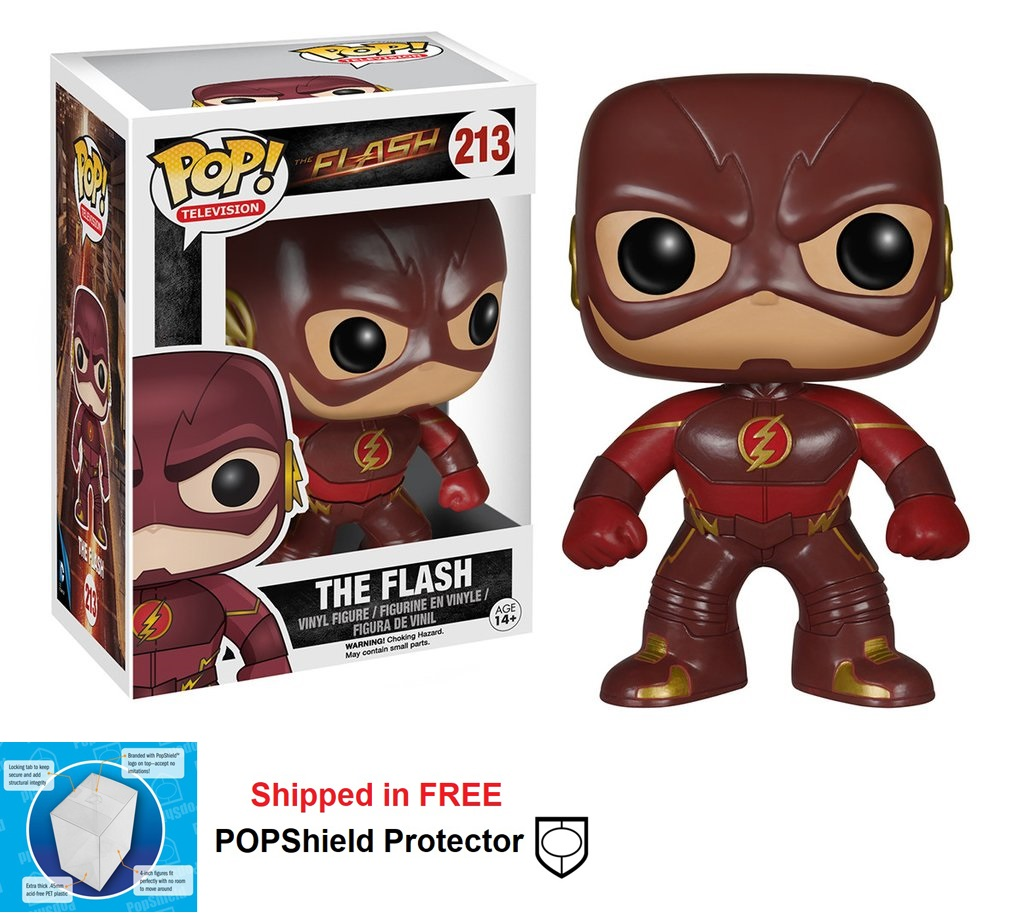 Funko POP DC Comics Flash TV Series Figure - #213