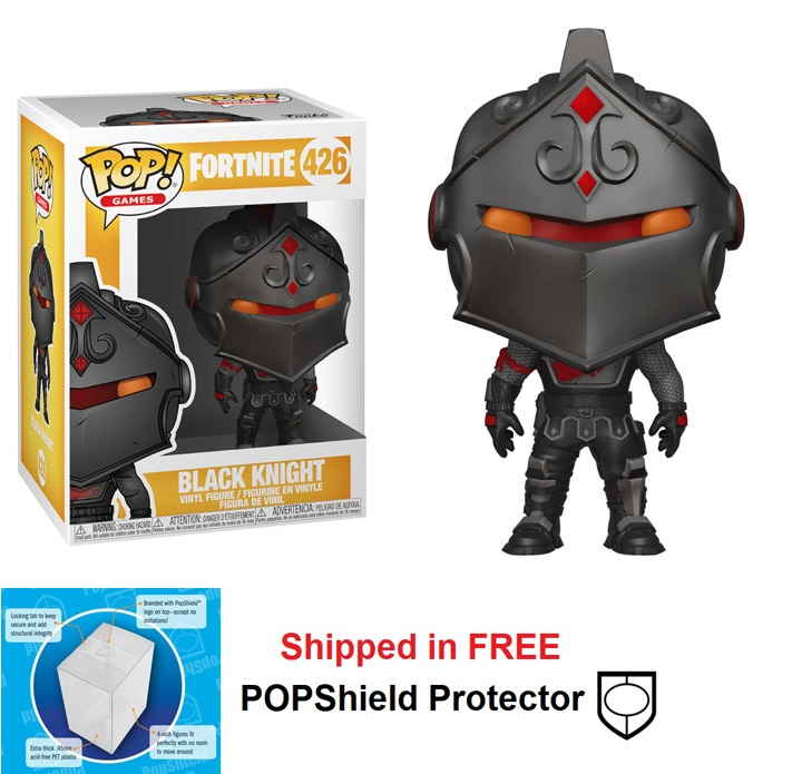 Funko POP Games Fortnite Black Knight Figure - #426