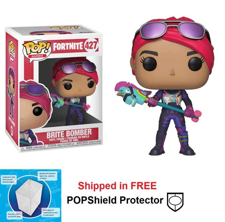 Funko POP Games Fortnite Brite Bomber Figure - #427