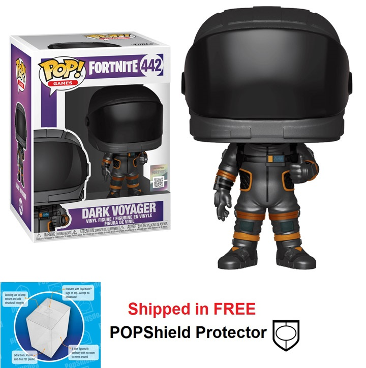 Funko POP Games Fortnite Dark Voyager Figure - #442
