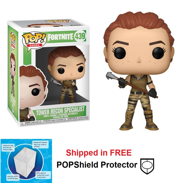 Funko POP Games Fortnite Tower Recon Specialist - #439