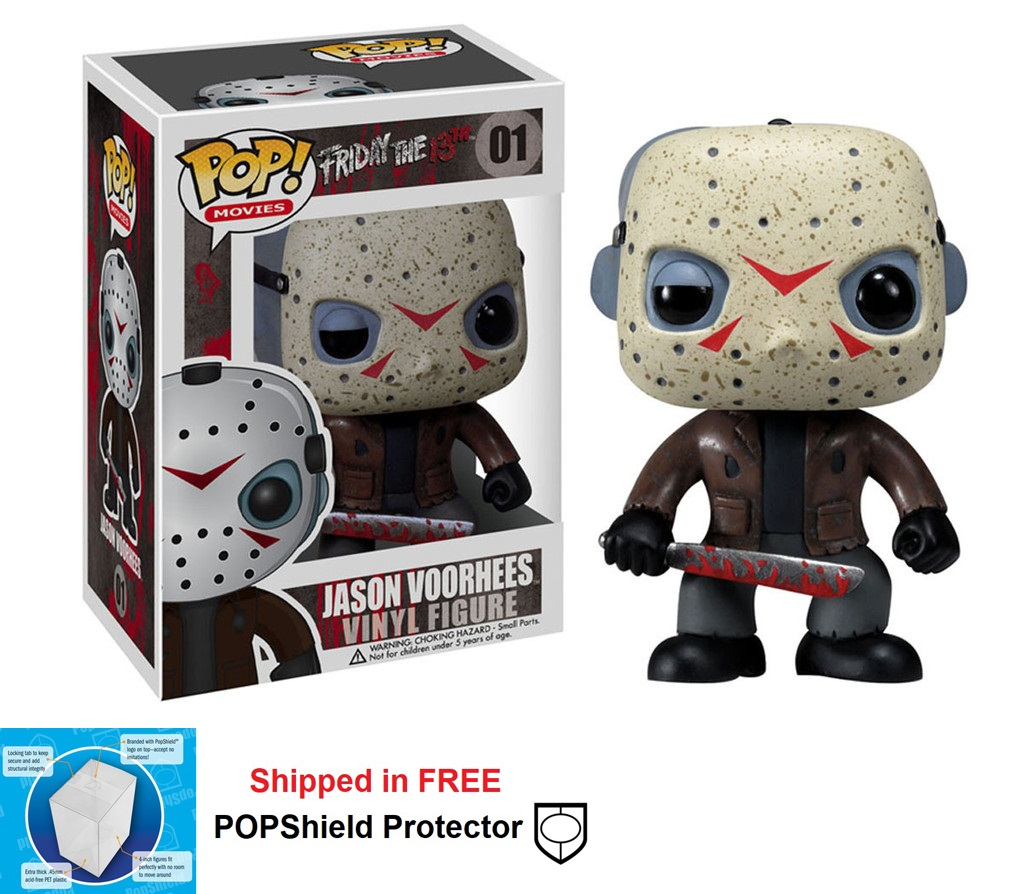 Funko POP Movies Friday the 13th Jason Voorhees Figure - #01