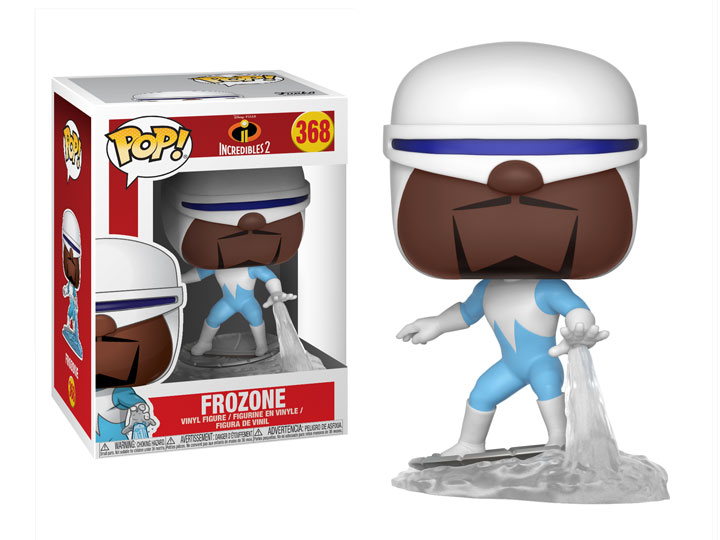Funko POP Disney Incredibles Frozone Figure - #368