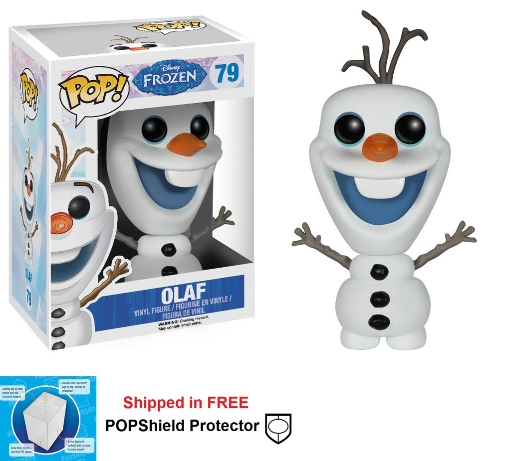 Funko POP Disney Frozen Olaf Figure - #79