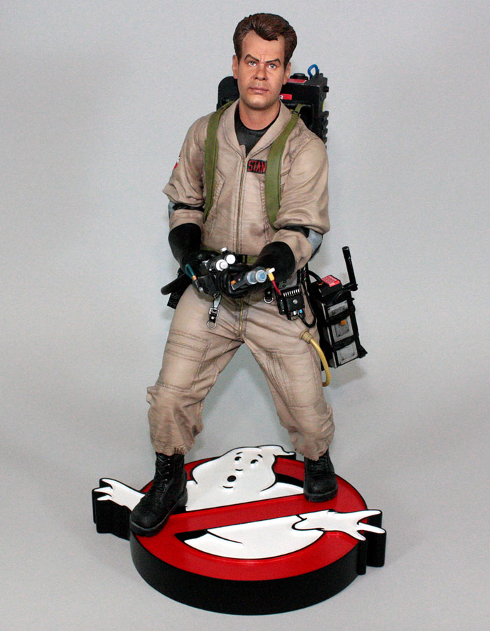HCG Ghostbusters Ray Stantz Quarter Scale Statue