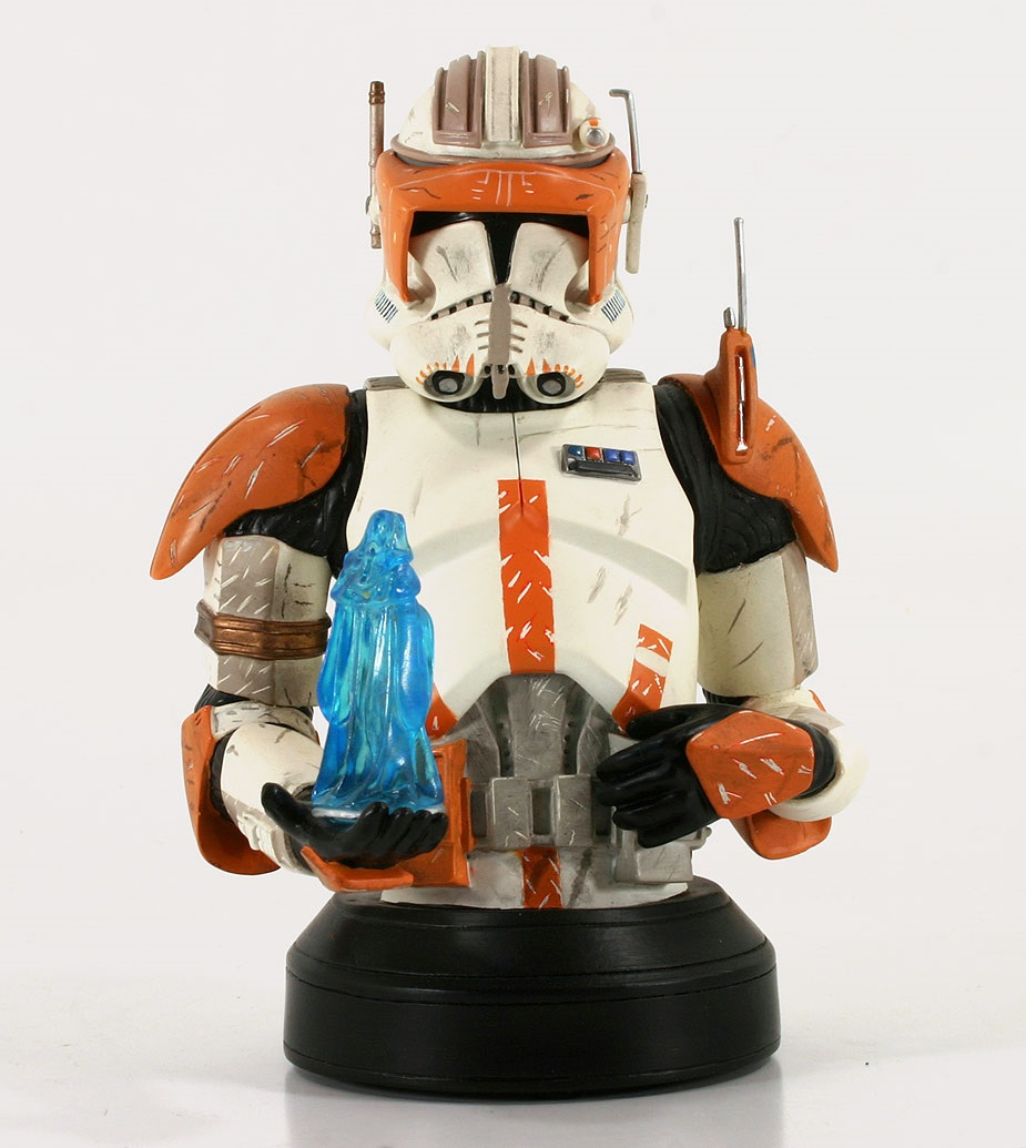 Gentle Giant Star Wars Commander Cody Mini-Bust