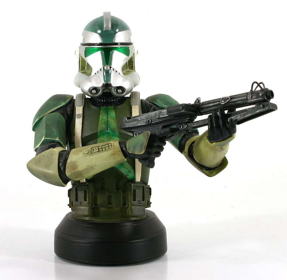 Gentle Giant Star Wars Commander Gree Mini-Bust