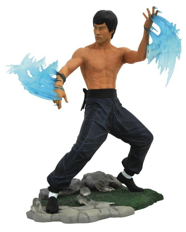 Diamond Gallery Bruce Lee Water Statue