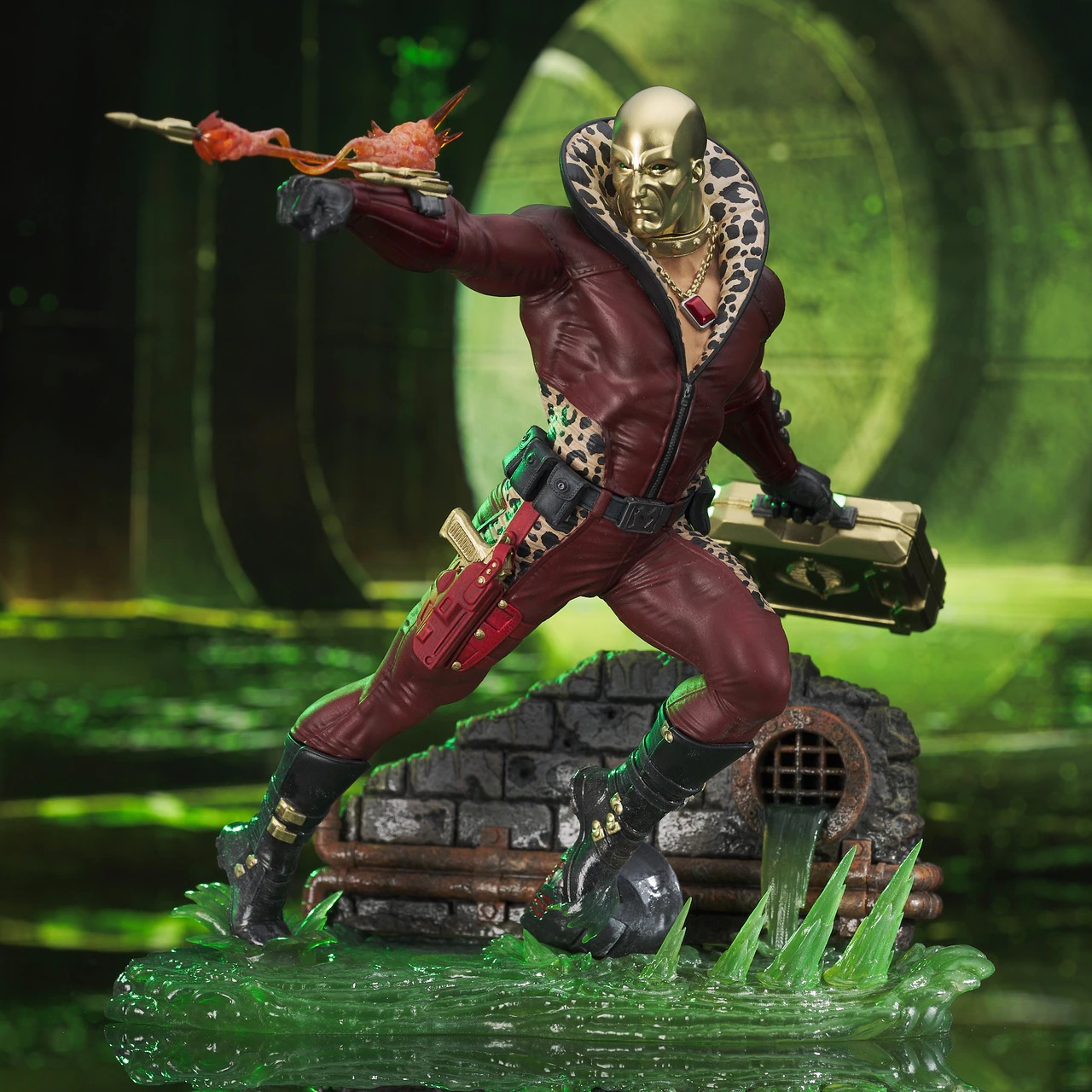 Pre-Order Diamond Gallery GI Joe Destro Profit Director Statue