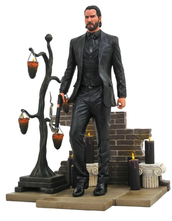 Diamond Gallery John Wick 2 Statue