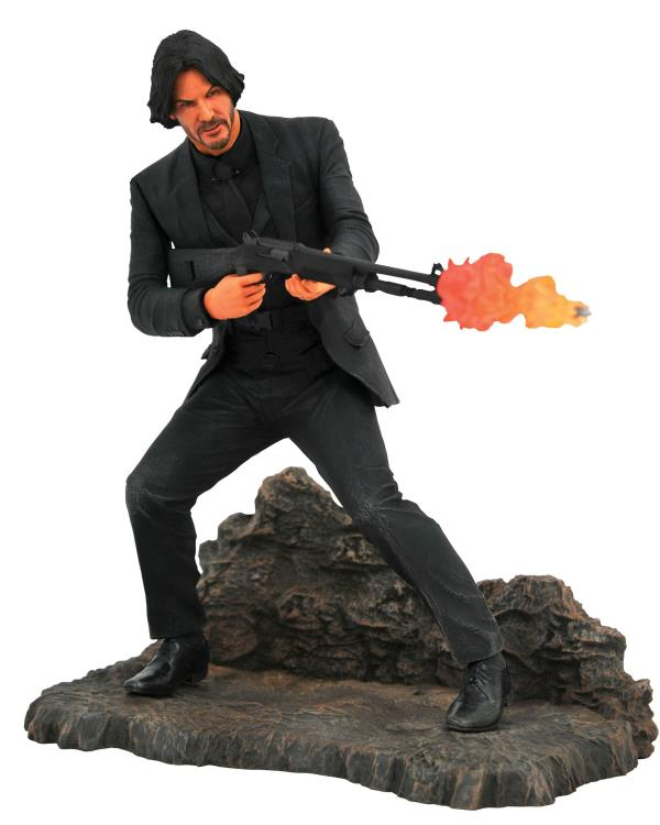 Pre-Order Diamond Gallery John Wick Catacombs Statue