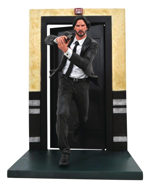 Diamond Gallery John Wick Running Statue