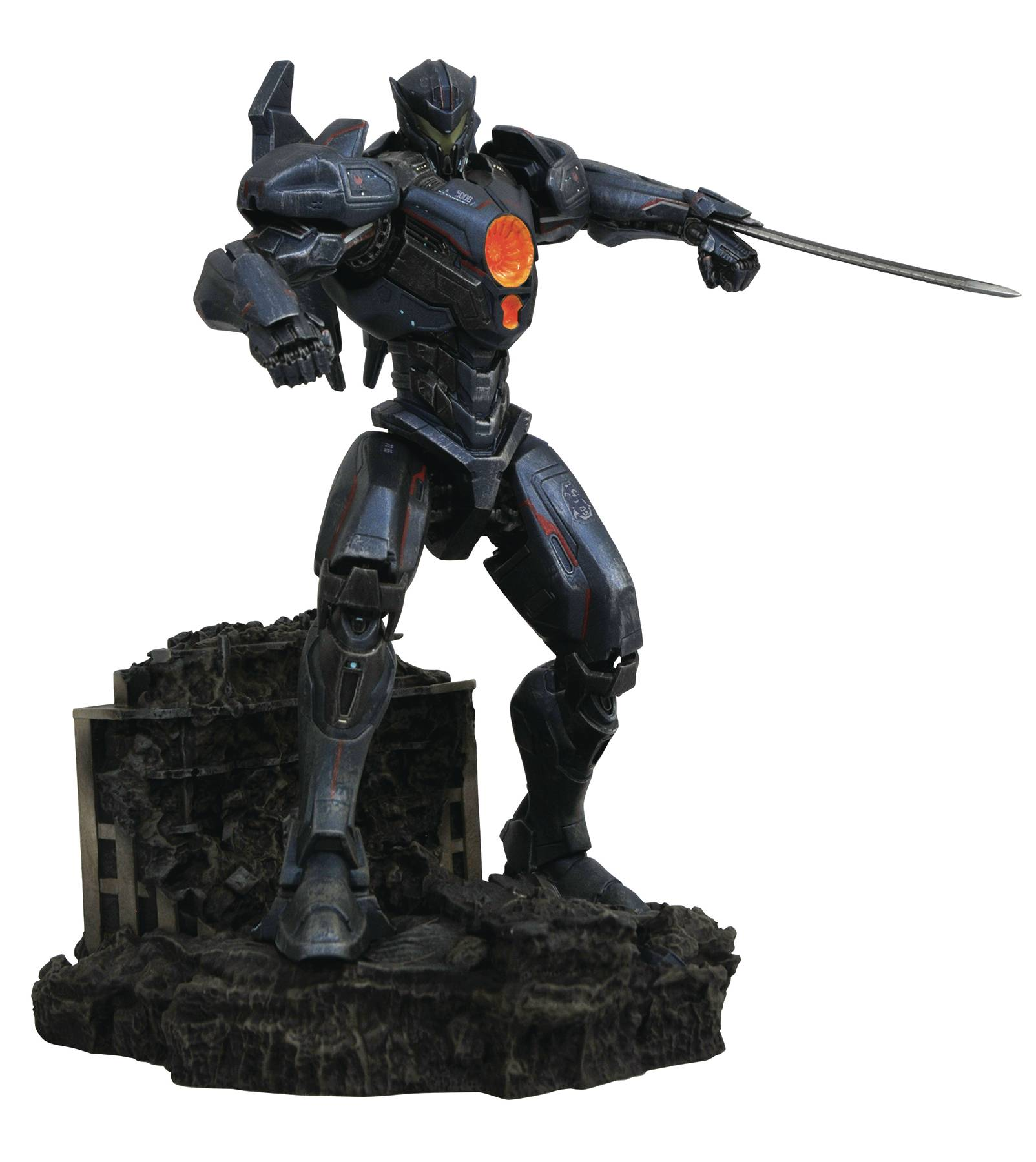 Diamond Gallery Pacific Rim Gypsy Avenger Statue