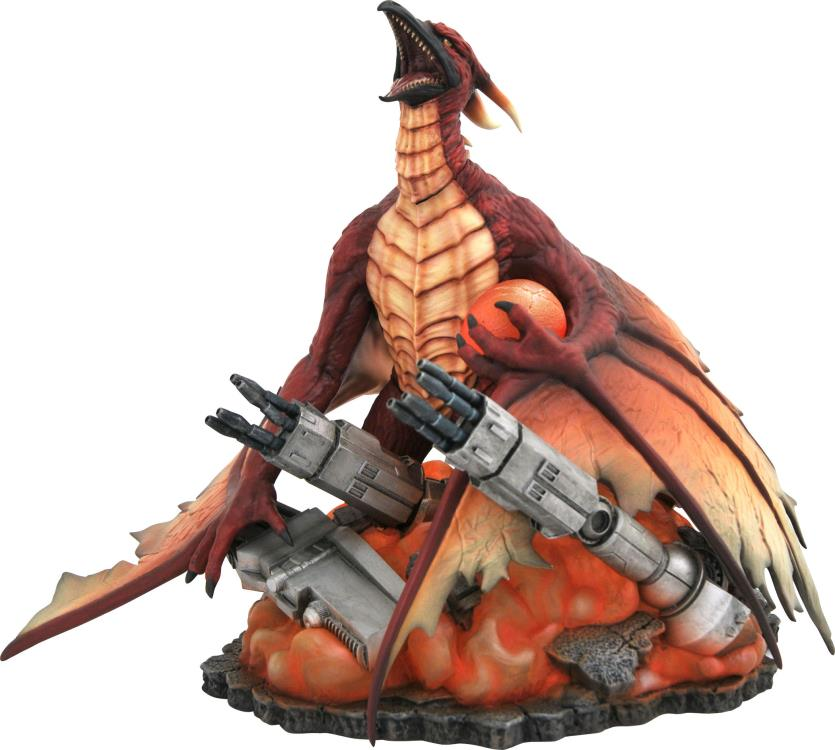 Diamond Gallery Godzilla Series Rodan 1993 Statue