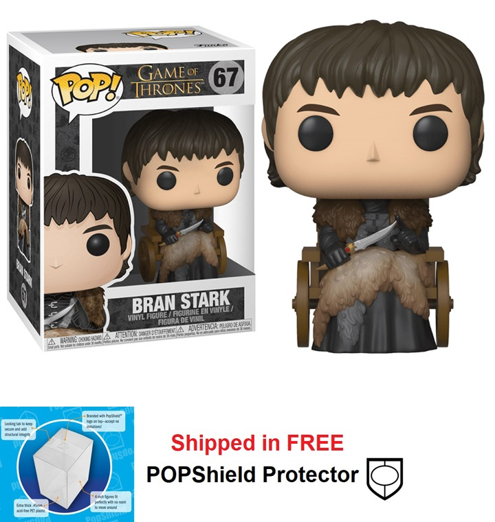 Funko POP Game of Thrones Bran Stark - #67
