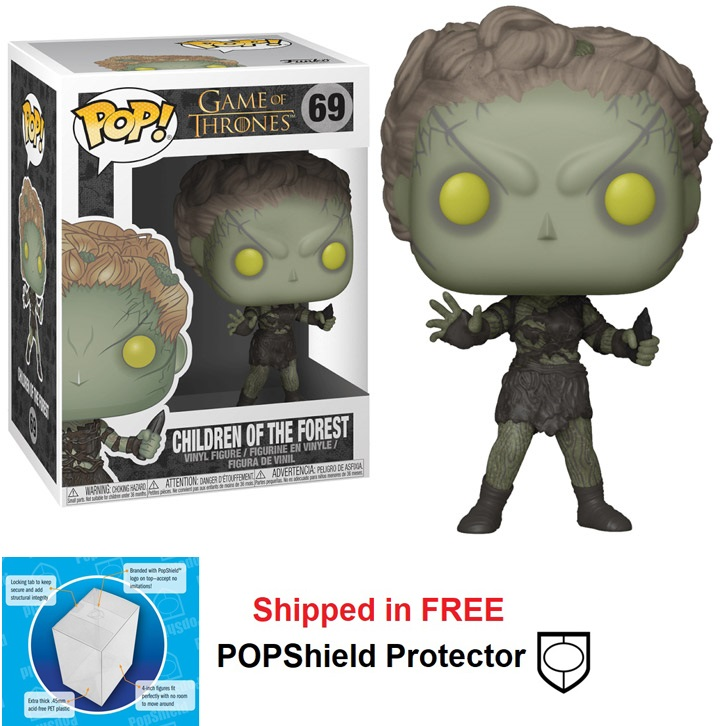 Funko POP Game of Thrones Children of the Forest - #69