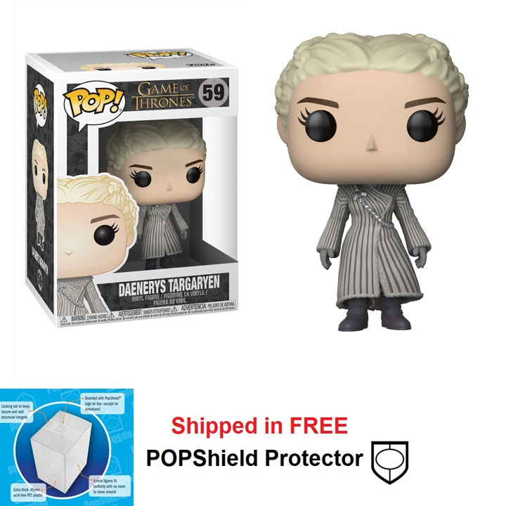 Funko POP Game of Thrones Daenerys Targaryen Figure - #59