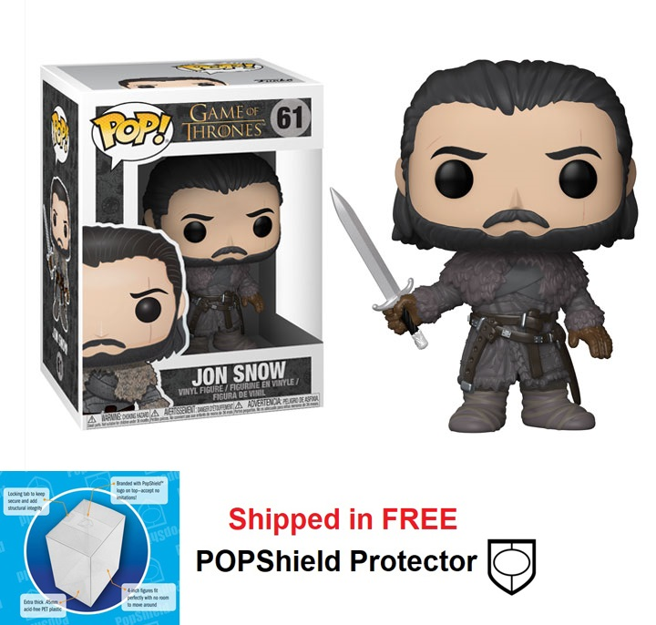 Funko POP Game of Thrones Jon Snow Figure - #61