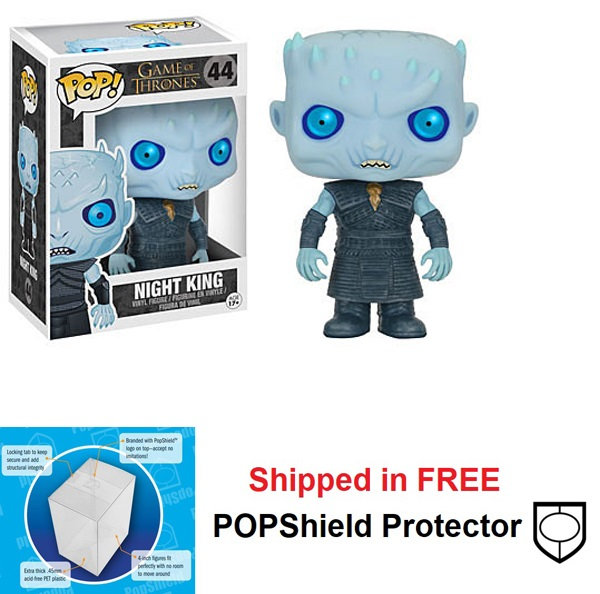 Funko POP Game of Thrones Night King Figure - #44