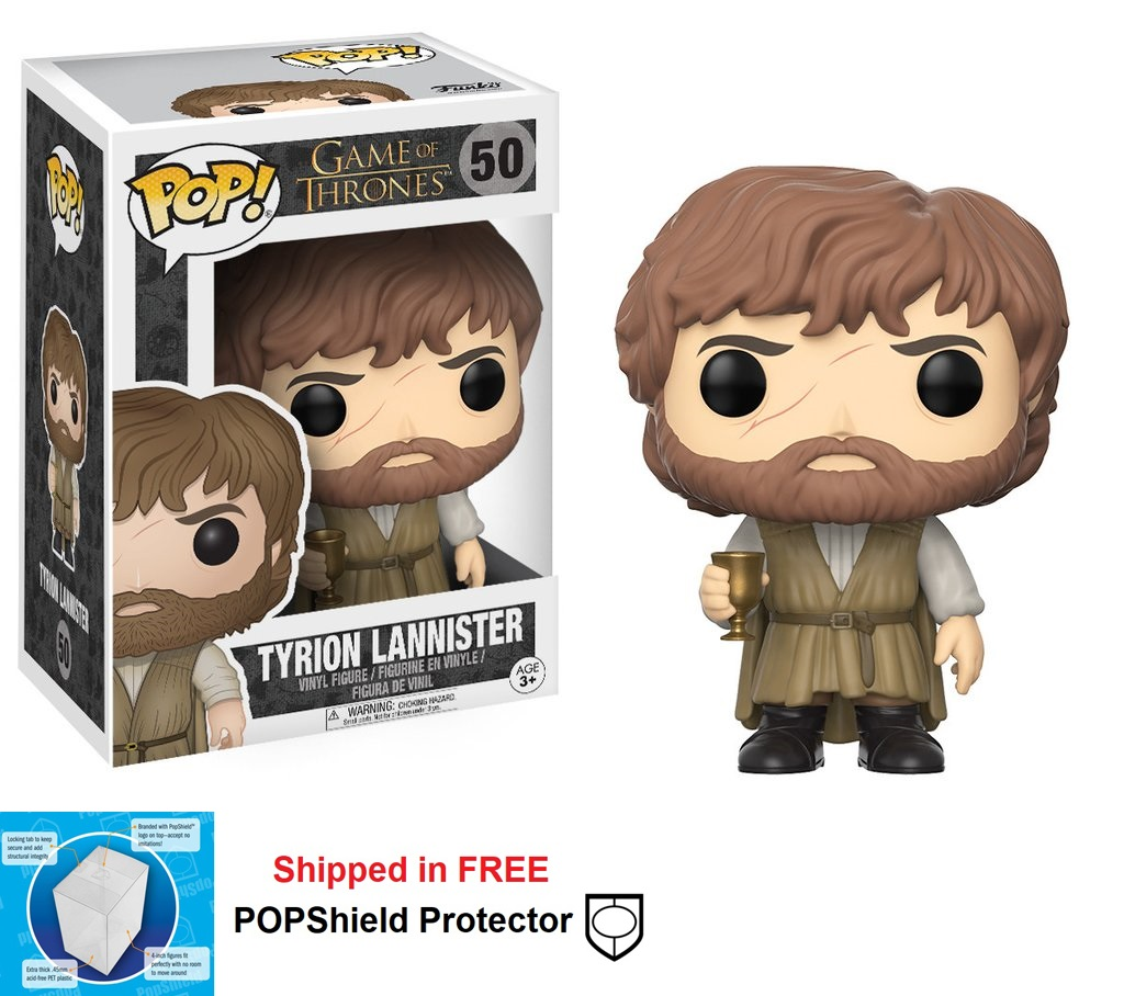 Funko POP Game of Thrones Tyrion Lannister - #50