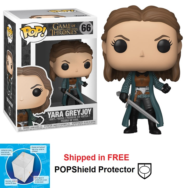 Funko POP Game of Thrones Yara Greyjoy - #66
