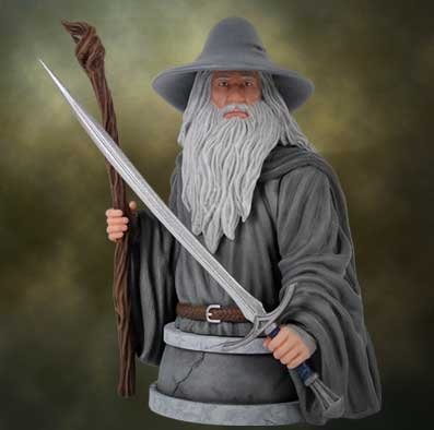 Gentle Giant The Hobbit Gandalf Mini-Bust