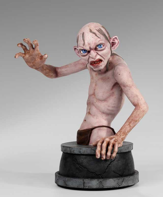 Gentle Giant The Hobbit Gollum Mini-Bust