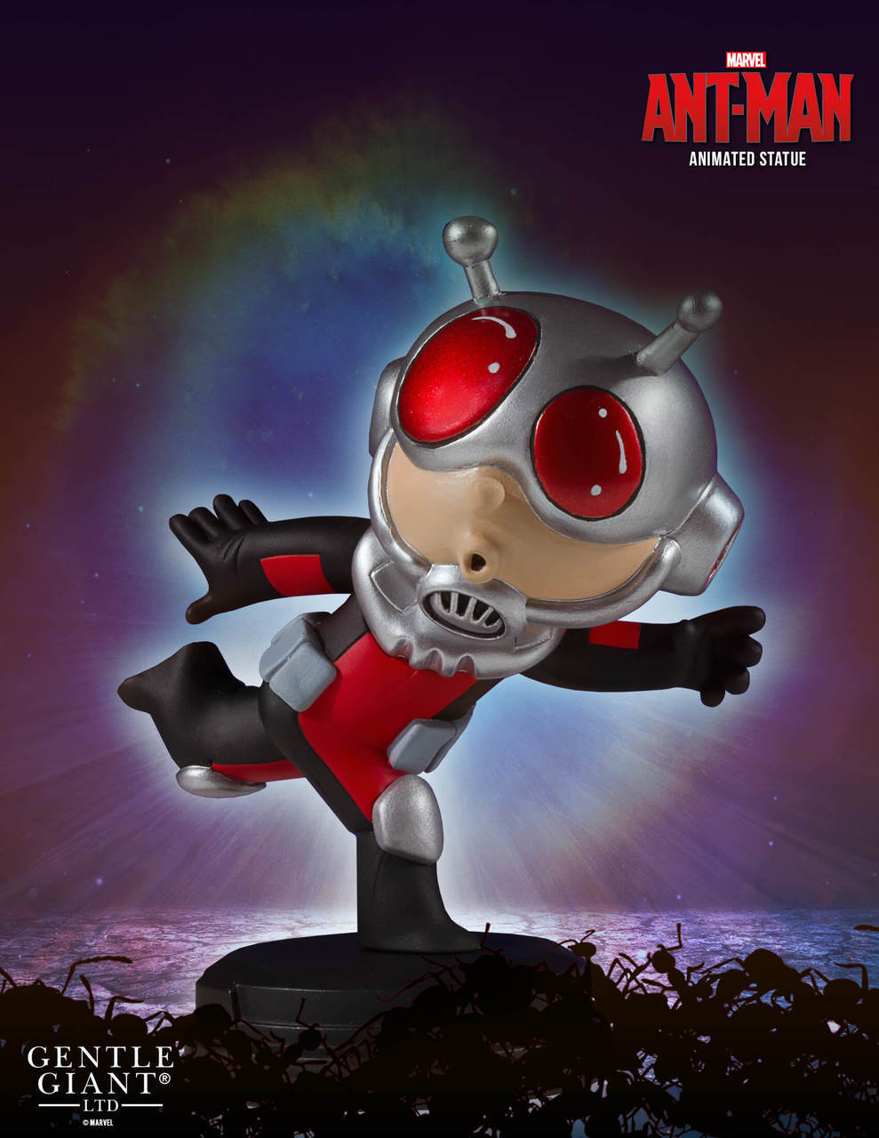 Pre-Order Gentle Giant Marvel Ant-Man Animated Style Statue