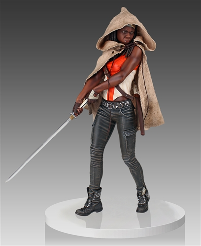 Gentle Giant Walking Dead Michonne Statue