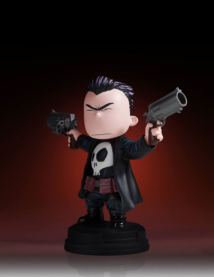 Pre-Order Gentle Giant Marvel Punisher Animated Style Statue