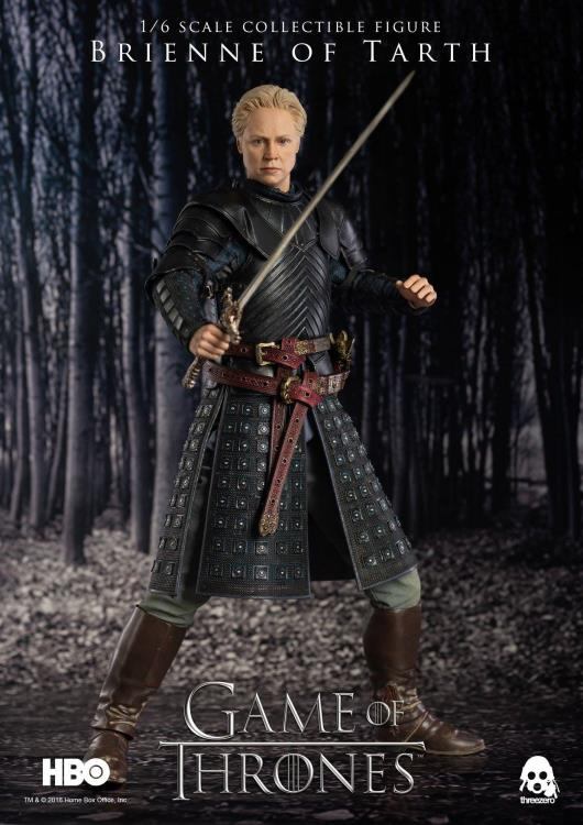 ThreeZero Game of Thrones Brienne of Tarth Figure