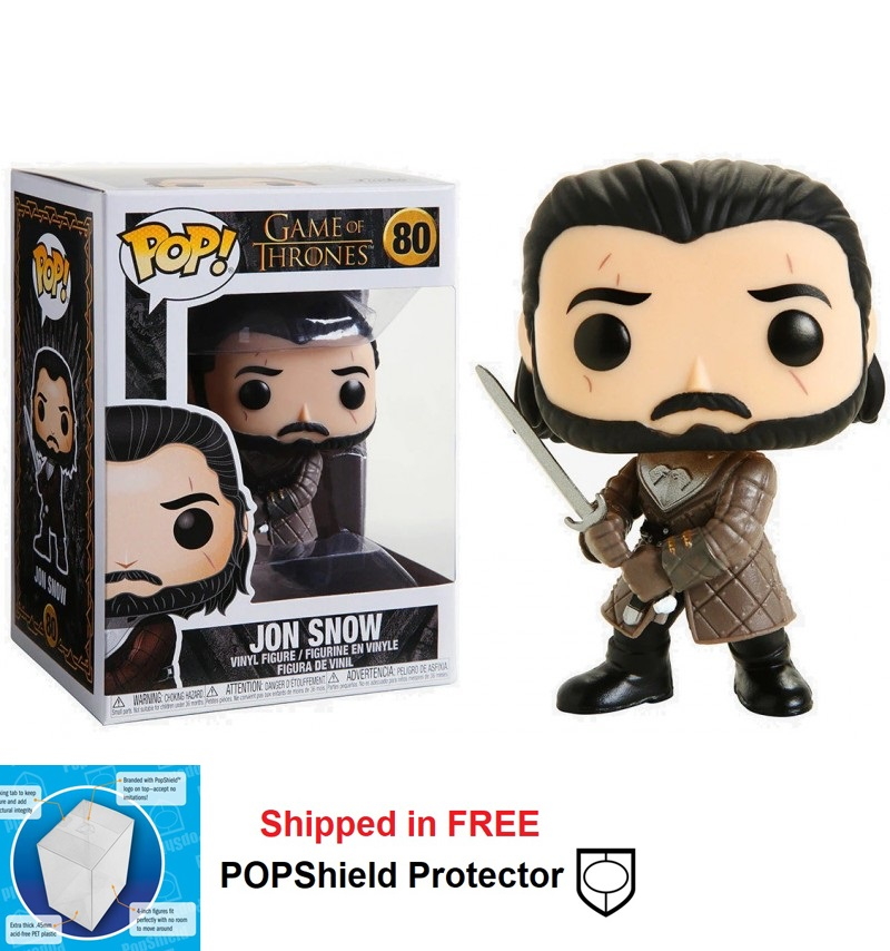Funko POP Game of Thrones Jon Snow Figure - #80