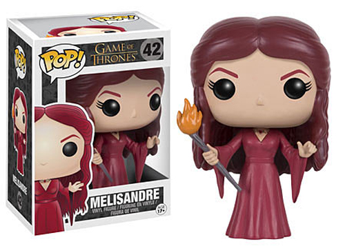 Funko POP TV Game of Thrones Melisandre Figure - #42
